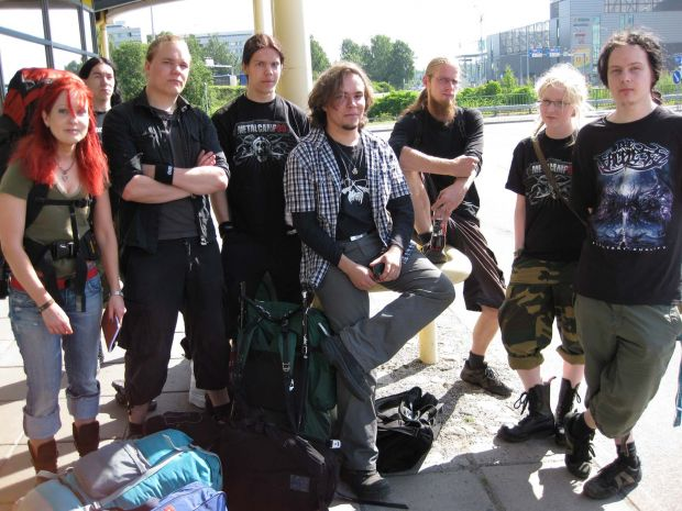 METALCAMP 2009, Tolmin, Slovenia