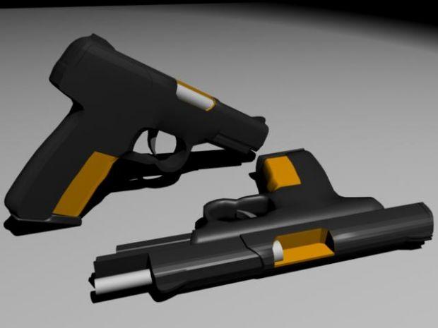 Five Seven Pistol