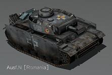 Romanian PzIII