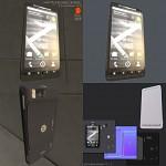 "Smartphone Mesh ""DroidX"""
