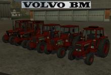 Volvo BM tractors