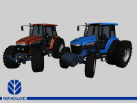 New Holland Genesis