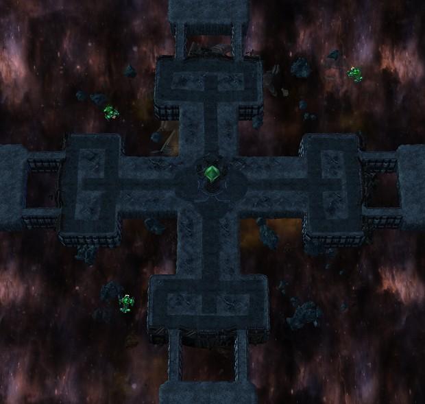Forsaken - Starcraft Preview
