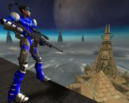 Unreal Tournament 2004 - Sapphire Facing Worlds