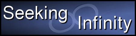 Seeking Infinity banner logo