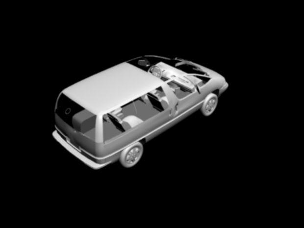 Minivan 2