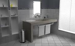 Bathroom scene             VIEW ORIGINAL ->
