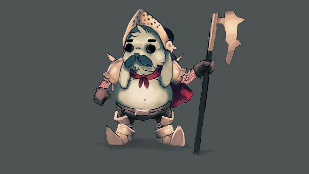 Dog Knight