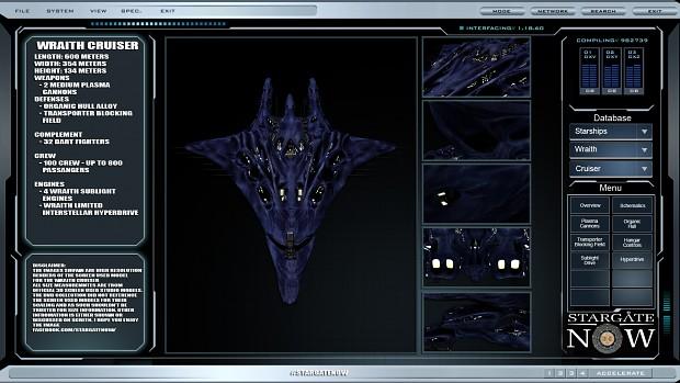 Wraith Cruiser Tech Breakdown