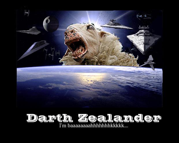 Darth zealander