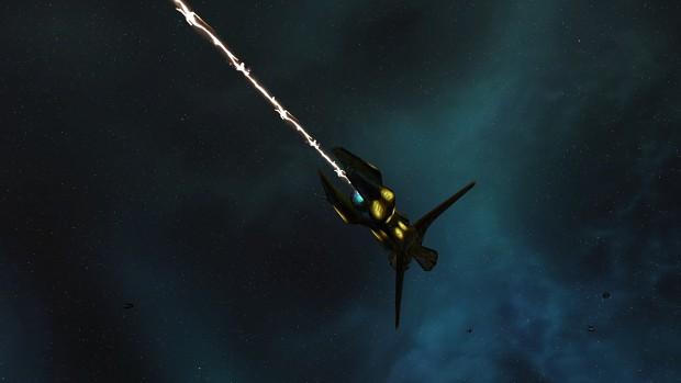 Bioship weapons