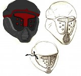 Nod soldier helmet concepts