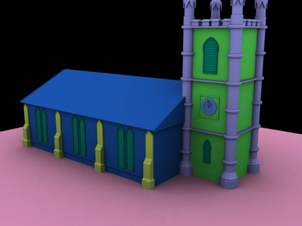 My current 3D Projects