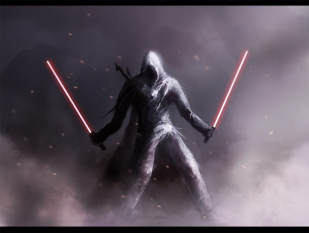 Sith Warrior or wha ?