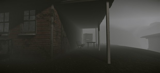 Cryengine 3 SDK scene Survival horror testing