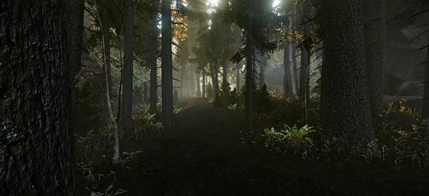 Cryengine 3 SDK First scene