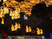Diablo 2 with Zy-El, killing Immortals