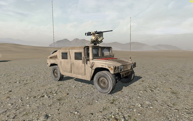 Another from many in HMMWV serie