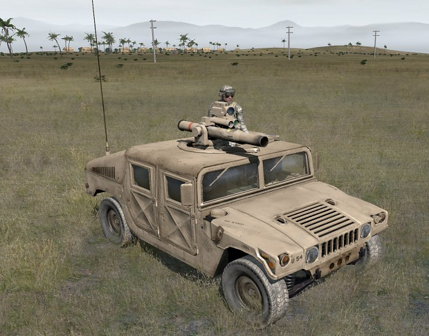 one of many from HMMWV serie