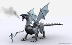 Pet Robo Dragon