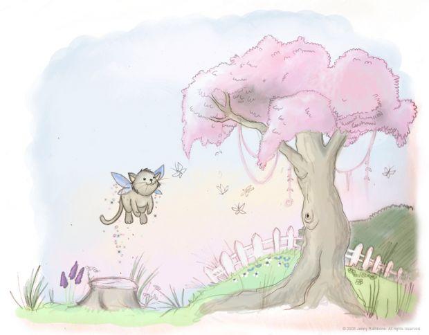 Fairy Cat.