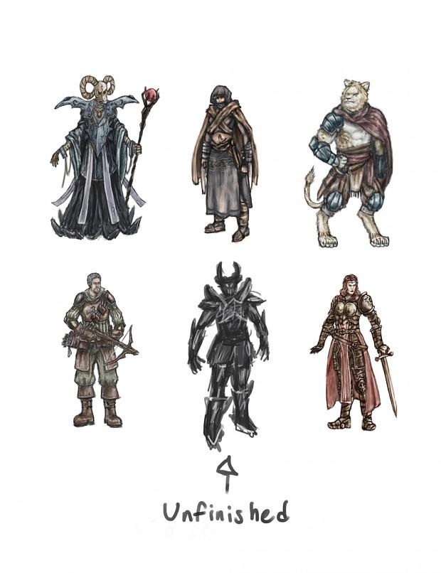 Concept stuff