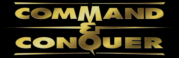 Classic Command & Conquer Logotype