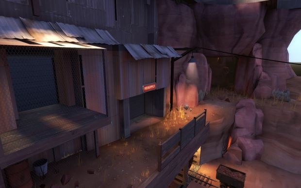 TF2, CP_Factory