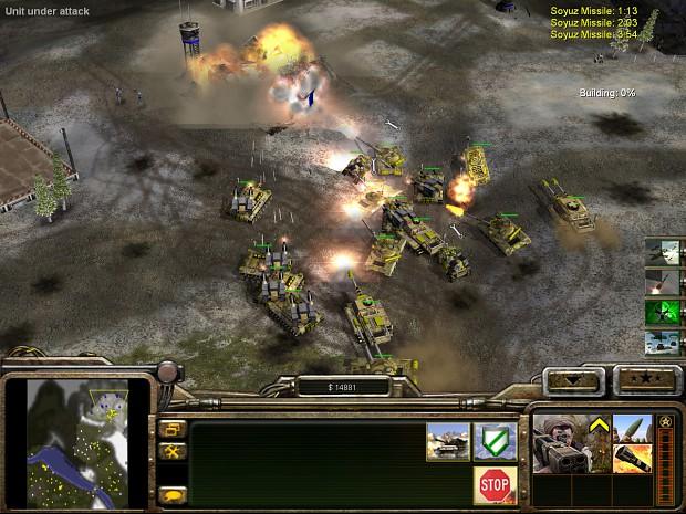 C&C Shockwave Screenshot