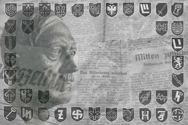 Divisionen der Waffen-SS