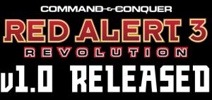 Red Alert 3: Revolution v1.0 Release