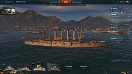 USS St.Louis - World of Warships Closed Beta