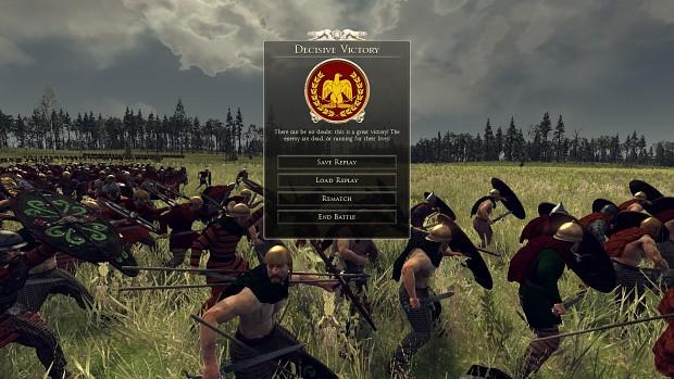 Rome II Screenshot