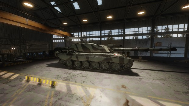 First Tier 9 in Armored Warfare - Challenger 2