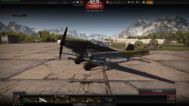 "Ju-87G-1 ""Kanonenvogel"" in War Thunder"