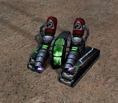 CnC4 Beta Flame Tank