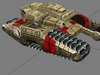 Predator Treads