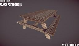 Picnic Bench 003