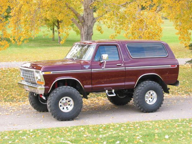 Ford Bronco 79 Image - Rafael 196