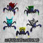 Spider Mastermind voxel .wip
