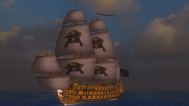 PiratesAhoy! Sails