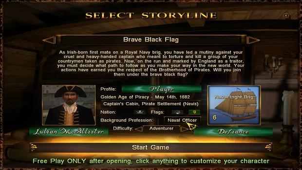 Brave Black Flag