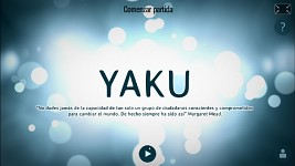 Yaku - 1st prize in national game dev contest :)
