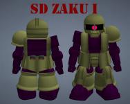 SD Zaku I