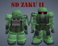SD Zaku II