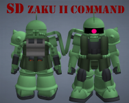 SD Zaku II Command
