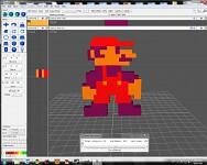 Mario Model