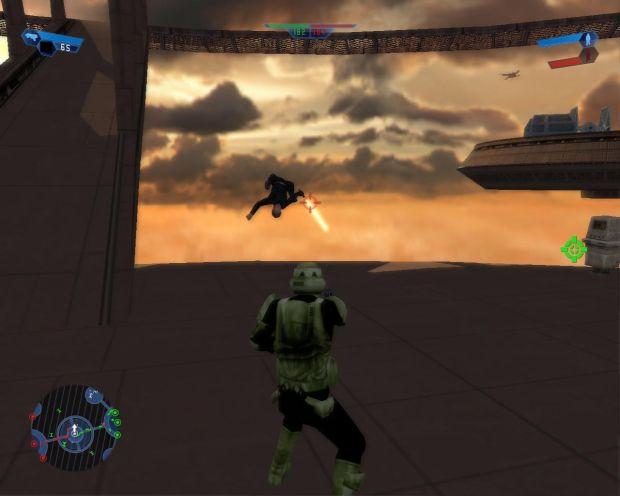 Star Wars Battlefront:Weapons Reloaded Beta 2.9