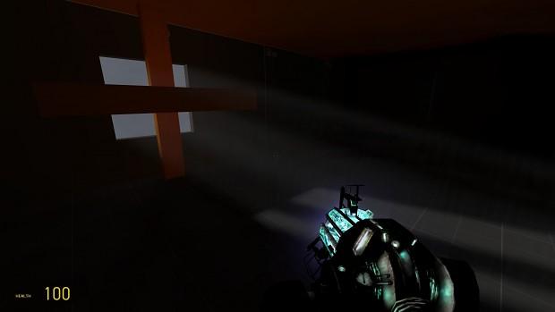 Volumetric Lighting in Source