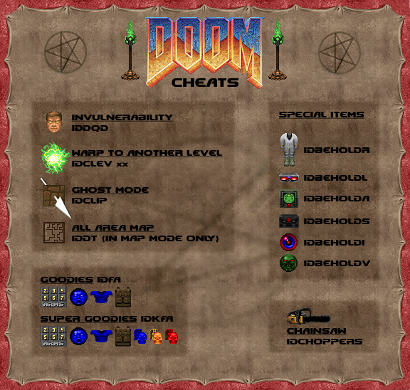 Doom Cheats